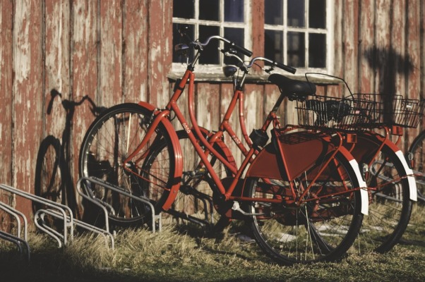 bicycles-red